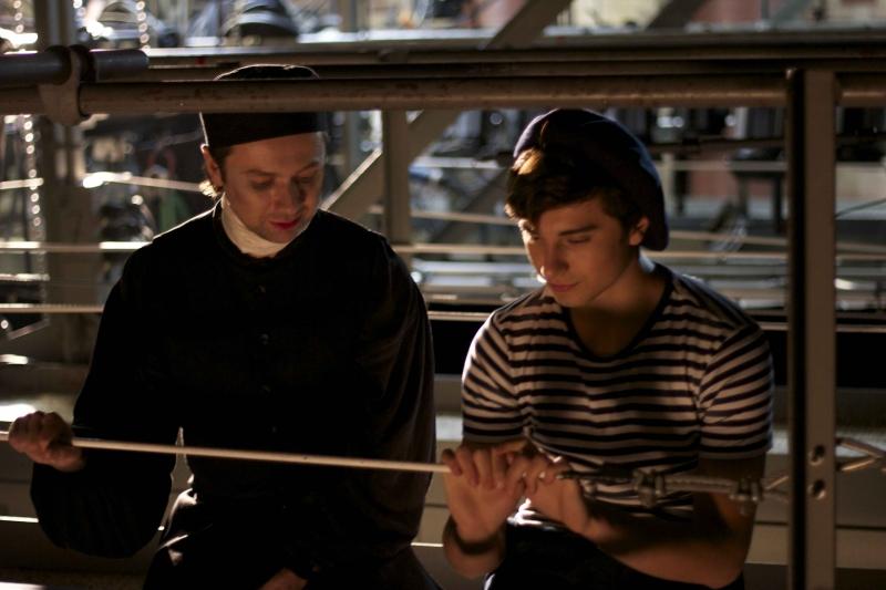 ruby l apprenti sorcière musique