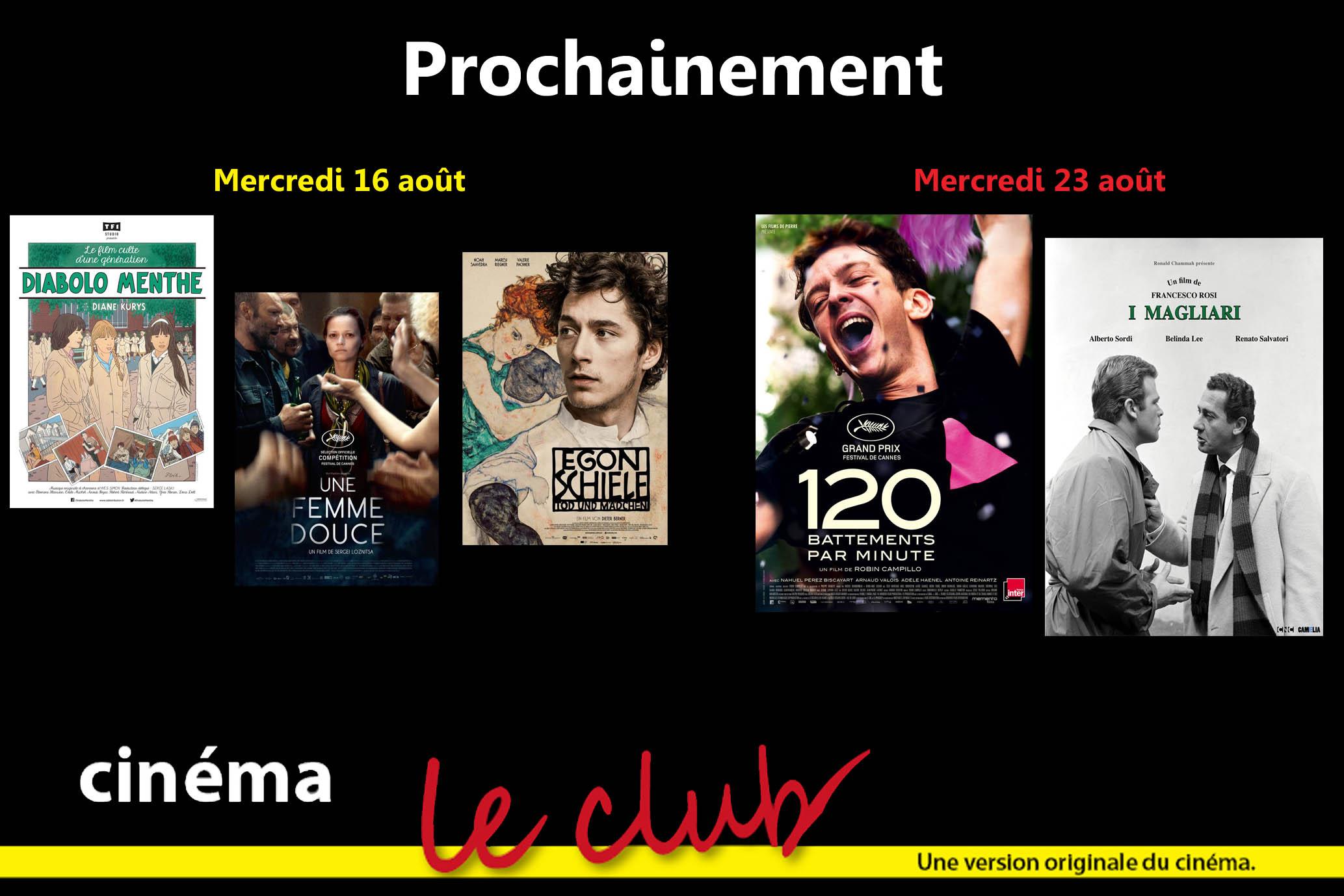LE CLUB   Art et Essai   Cinéma d82a2fd359b
