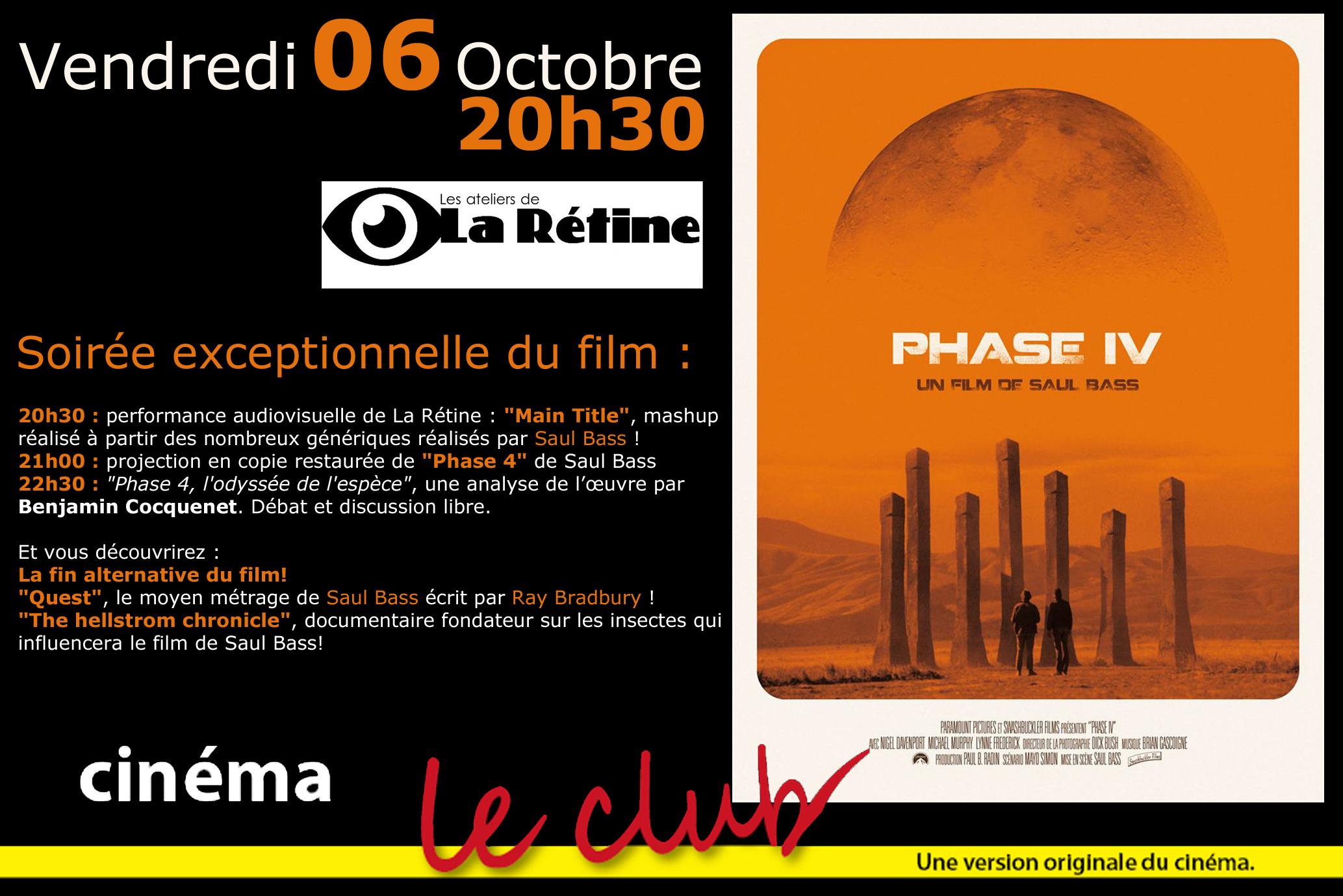Et Club Essaigt; Le Art Cinéma RLqA34j5