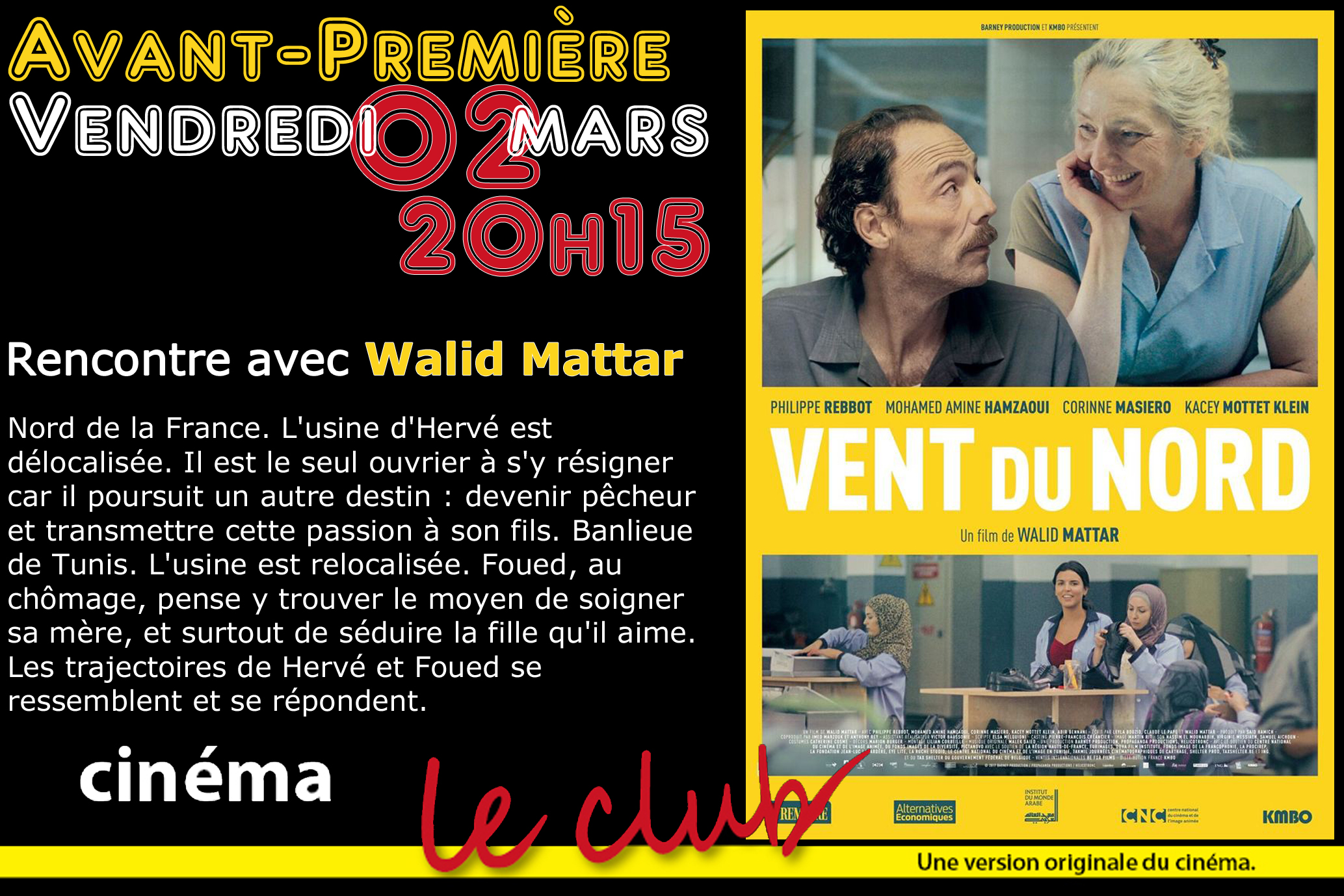Www Cora Fr Redige Ta Lettre Au Pere Noel.Art Et Essai Cinema Le Club