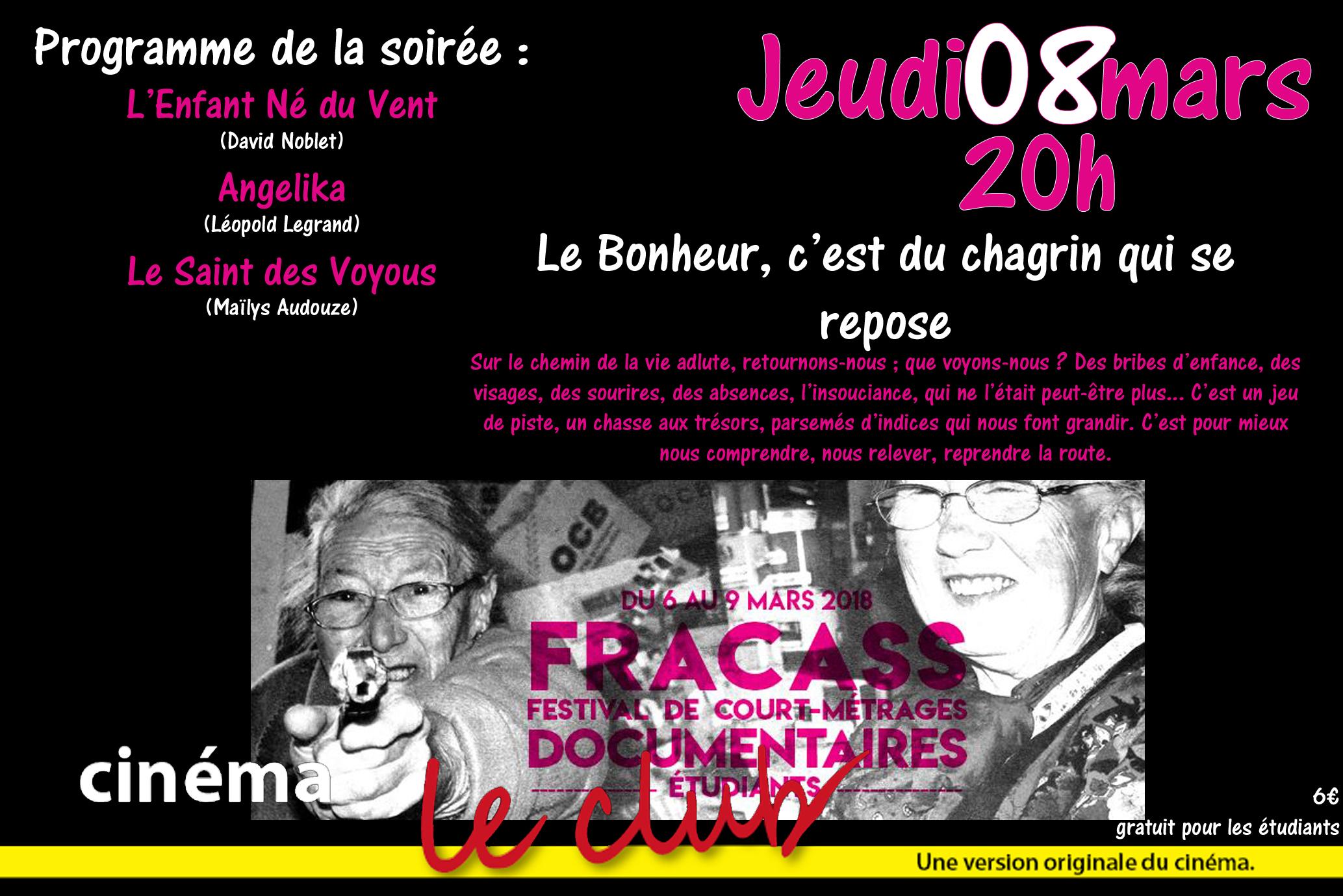 8446cf0158d6f LE CLUB   Art et Essai   Cinéma
