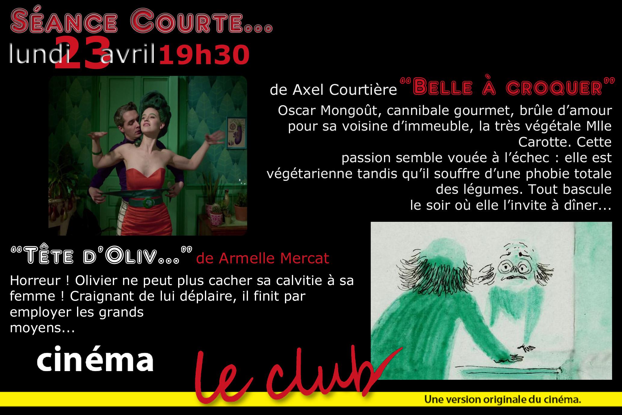 Le Club Art Et Essai Cinéma