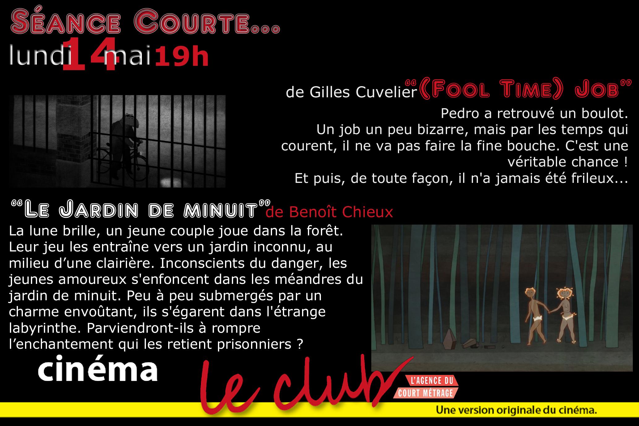 fc56d86abf0a7 Art et Essai > Cinéma - LE CLUB