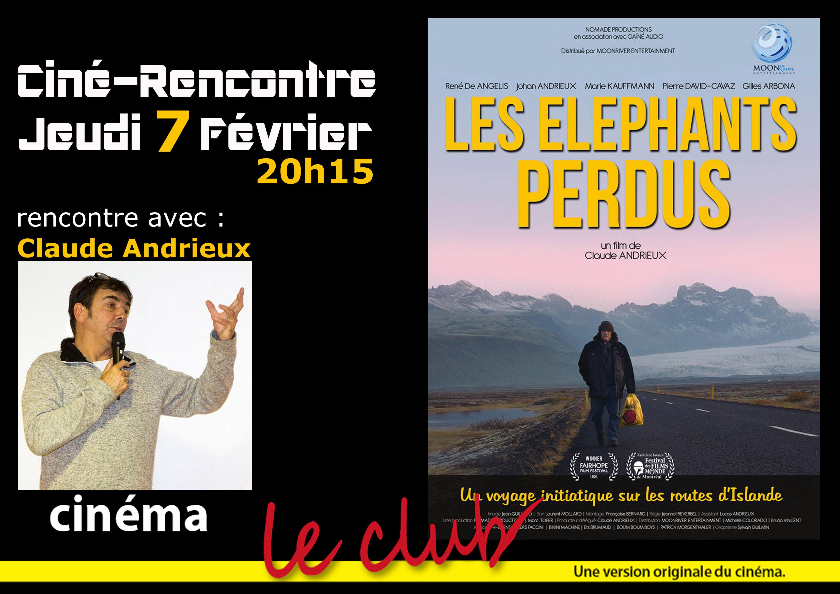 3cbfb4f79fa90 LE CLUB   Art et Essai   Cinéma