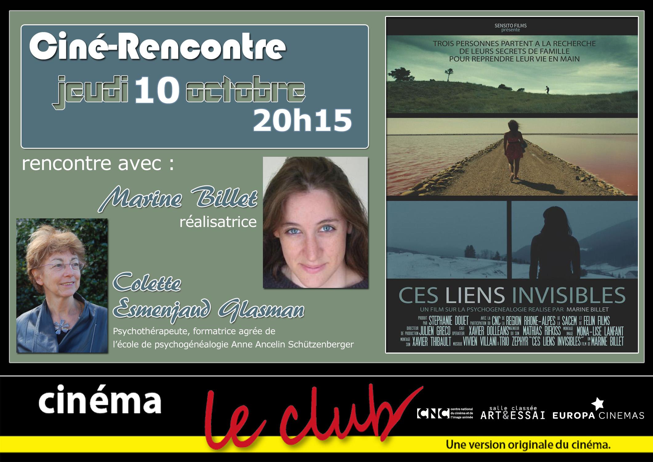 d8b69202c6 Art et Essai > Cinéma - LE CLUB
